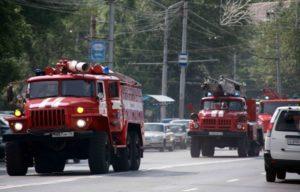 Кто несет ответственность за безопасное движение пожарного автомобиля