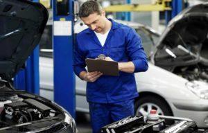 Акт технического осмотра автомобиля