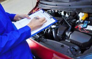 Услуги по техосмотру автомобилей по коду ОКПД 2