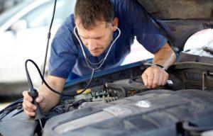 контрольный осмотр и ежедневное техническое обслуживание автомобиля