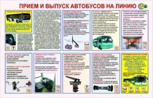 Документы о проведении инструктажей по бдд с водительским составом