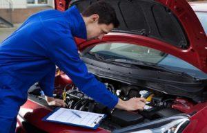 Проверка технического состояния транспортных средств
