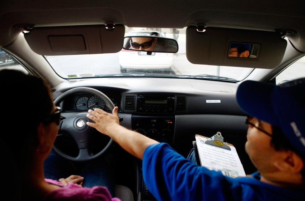Особенности обучения вождению