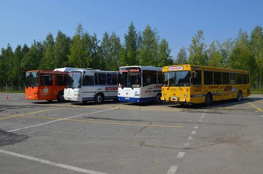 Программа подготовки водителей на категорию D